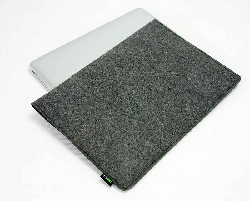"Felt Laptop Sleeve for 15"" MacBook"